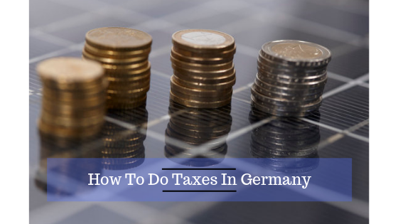 how to do taxes in germany