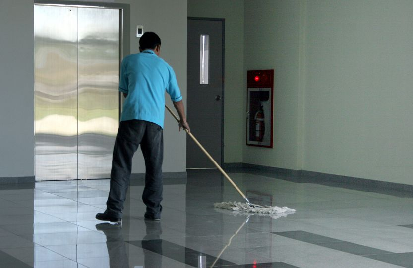 Commercial Cleaning services in Nigeria