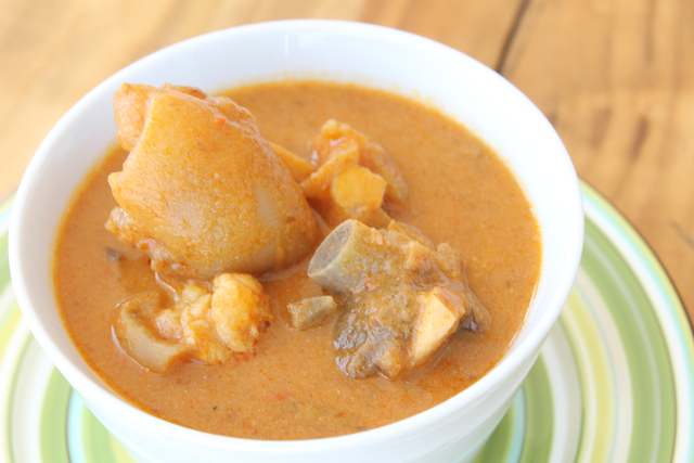 Yoruba foods