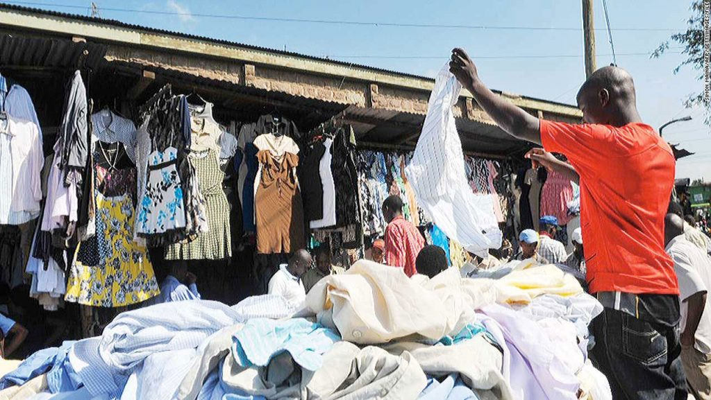 How to start Okrika cloth business in Nigeria