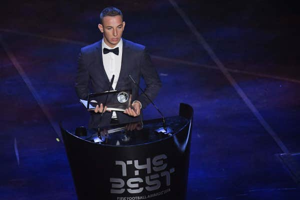 Best Fifa Football Awards 2019.