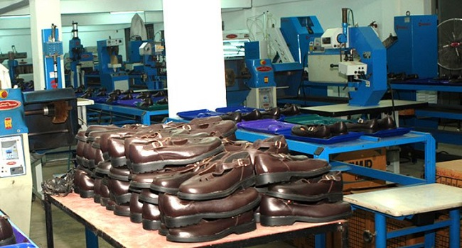 shoe production company in Nigeria