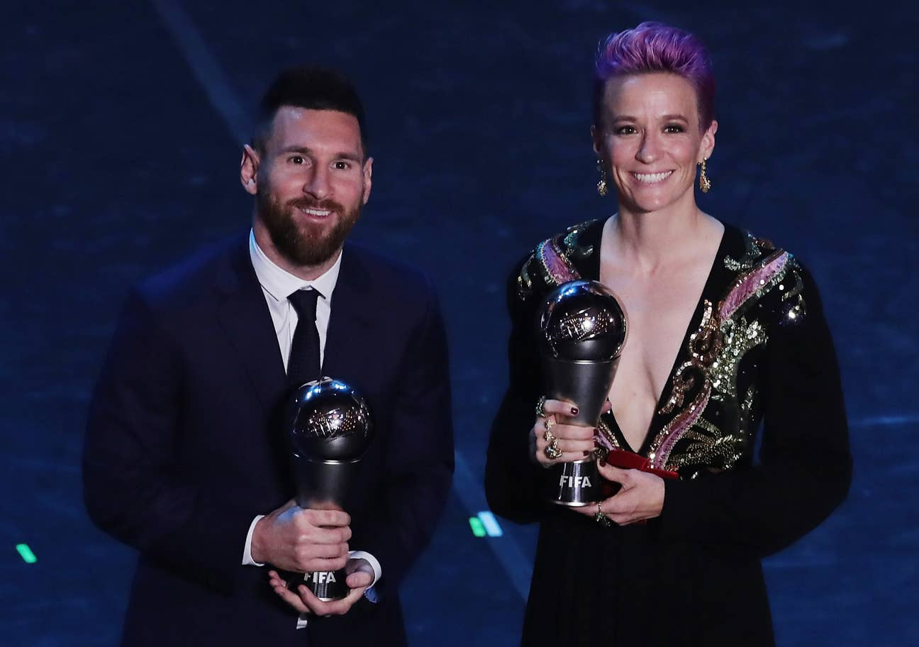 the best fifa winners 2019