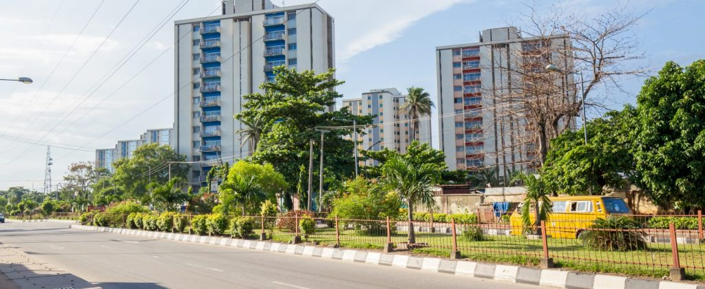The neighborhood of  Surulere  - Most Expensive Place in Lagos