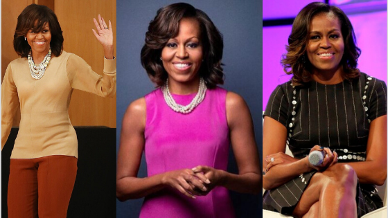 Michelle Obama Height, Weight, Body Measure, and Pants size.