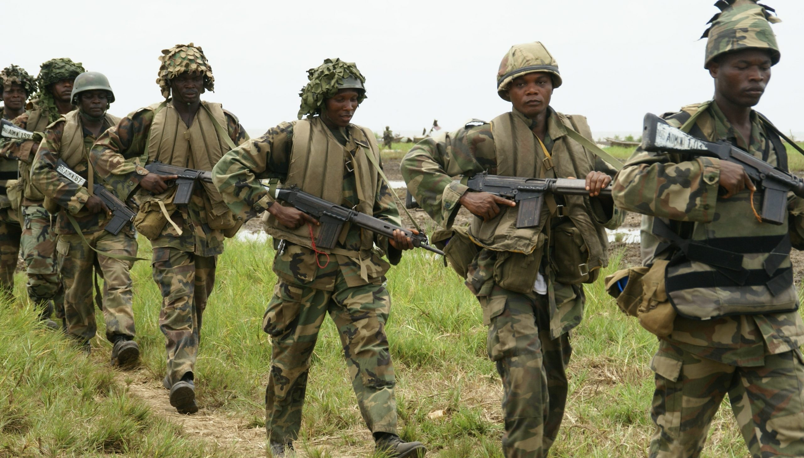 Salaries of the Nigerian Army. Photo source thingstoknow,com,ng