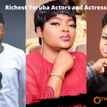 Richest Yoruba Actors and Actresses