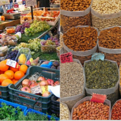 prices of foodstuffs in Nigeria