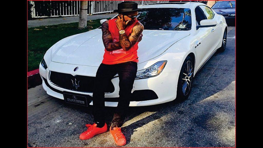 Wizkid's Cars