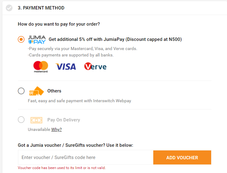 How To Track Your Order on Jumia
