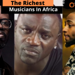 the richest Musicians In Africa