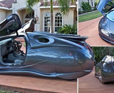 Strangest Cars in the World