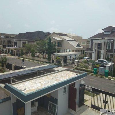 the best estates in Lagos