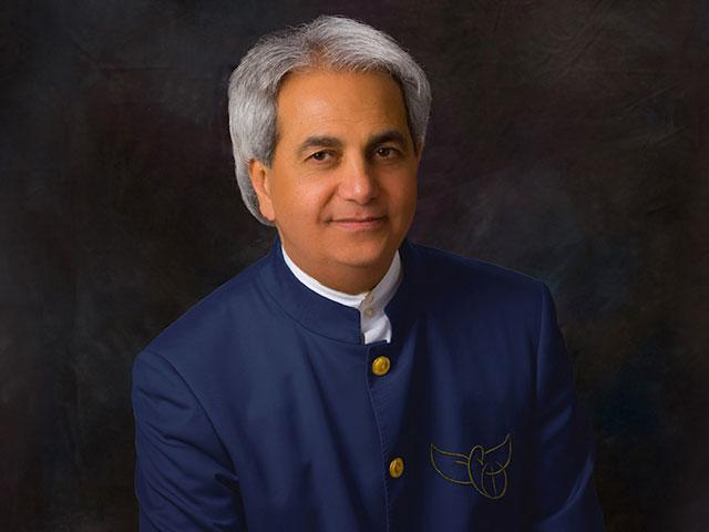 Benny Hinn- The richest pastors in the world 2020