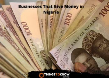 Businesses That Give Money in Nigeria
