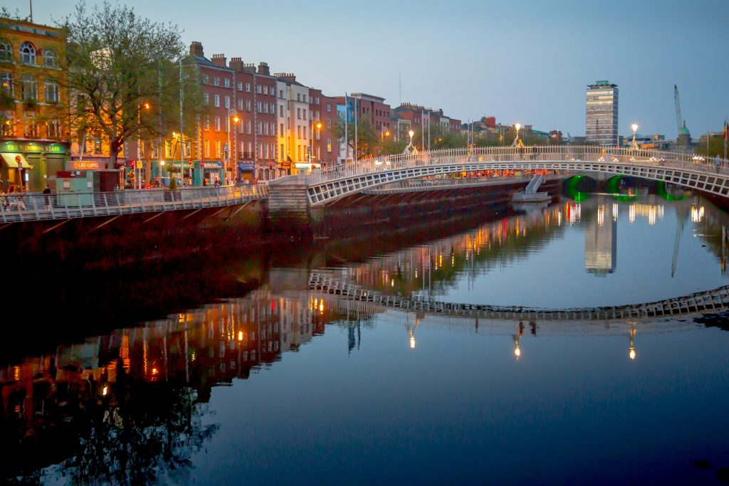 Ireland - Fifth richest Countries in the world