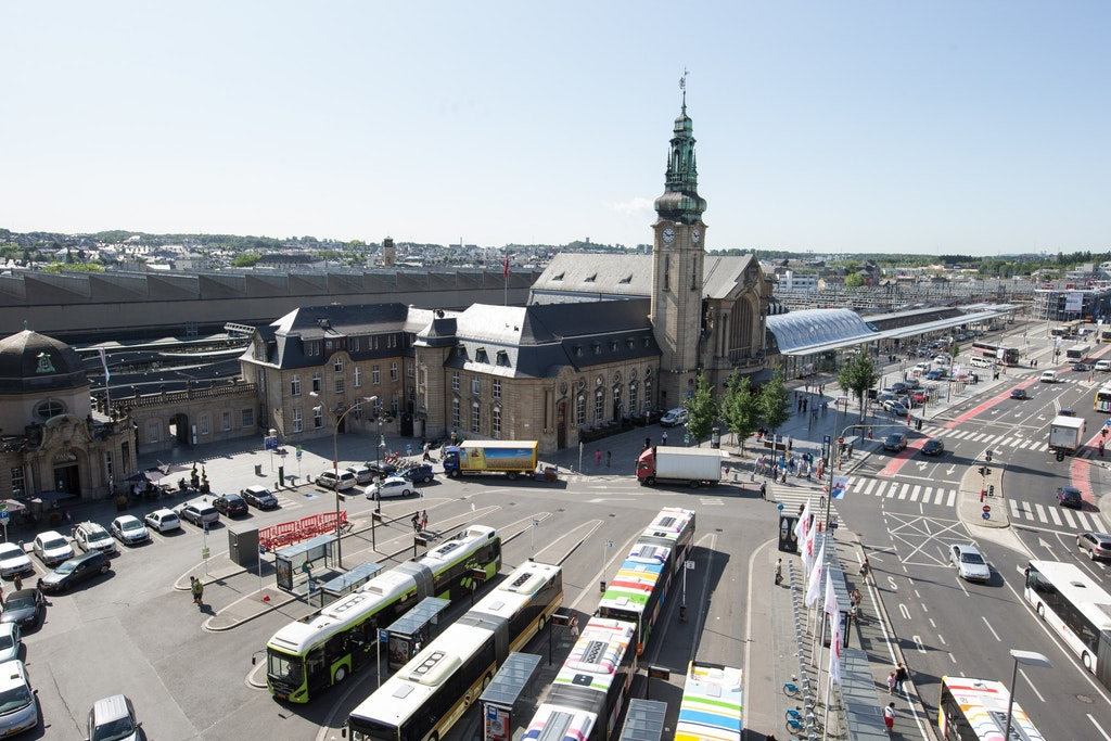 Luxembourg - Third richest Countries in the world