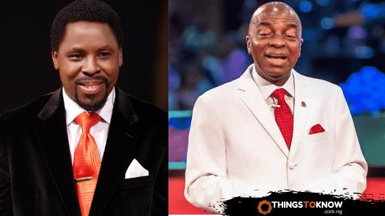 Most Influential Preachers In Africa