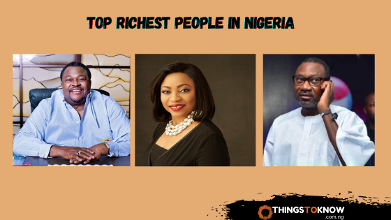 top 10 richest people in Nigeria