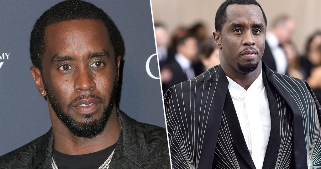 P-Diddy- the fourth Richest Musicians In The World