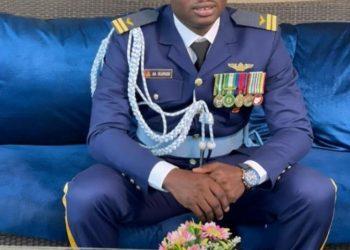 Flt. Lt. Alfred Olufade