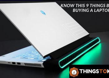 things to consider before buying laptop