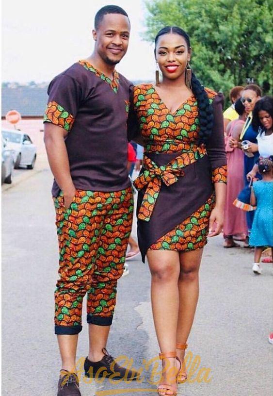 Plain and  Simple Couple Akara Style