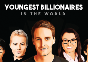 The World's Top 10 Youngest Billionaires 2021