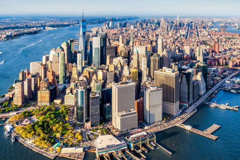 Top 10 Richest Cities In The World 2021