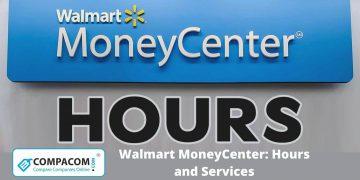 Walmart MoneyCenter: Services And Hours